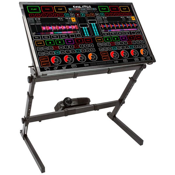 Touchscreen Emulator DJ