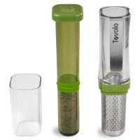 Tovolo TeaGo - The Mobile Tea Press