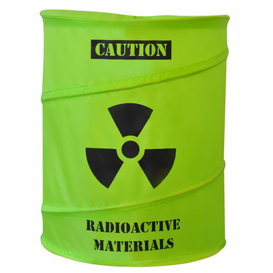 Toxic Pop-Up Laundry Basket