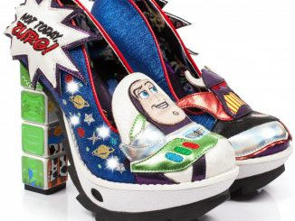 Toy Story Arch Enemies Light Up Heels