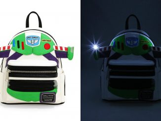 Toy Story Buzz Lightyear Light Up Mini Backpack