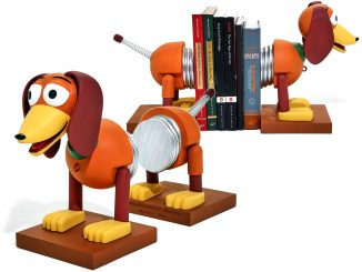 Toy Story Slinky Dog Bookends