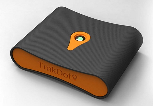 Trakdot Luggage Tracker