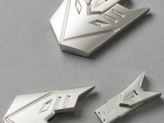 Transformer Decepticon Metal USB Flash Drive