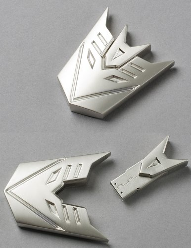 Transformer Decepticon Metal USB Flash Drive