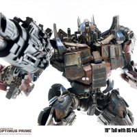 Transformers Age of Extinction Optimus Prime Evasion Edition Action Figure