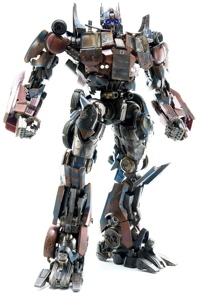 Transformers Age of Extinction Optimus Prime Evasion Edition Premium Scale Action Figure
