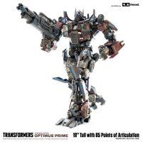 Transformers Age of Extinction Optimus Prime Evasion Scale Action Figure