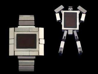 Transformers Chrono Label Watch