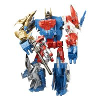 Transformers Combiner Wars G2 Superion Aerialbots