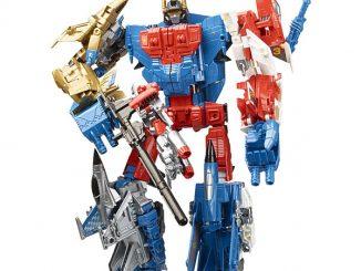 Transformers Combiner Wars G2 Superion Aerialbots