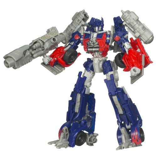 Transformers Dark of the Moon Mechtech Weapons System Action Figure - Optimus Prime