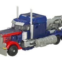 Transformers Dark of the Moon Optimus Prime Action Figure