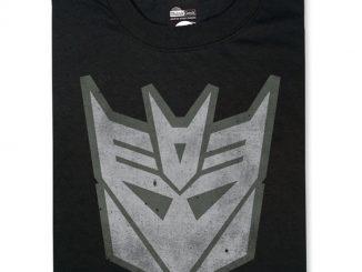Transformers Decepticon Logo T-shirt