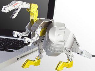 Transformers Device Label Grimlock USB Optical Mouse 2