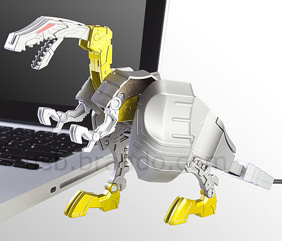 Transformers Device Label Grimlock USB Optical Mouse 2