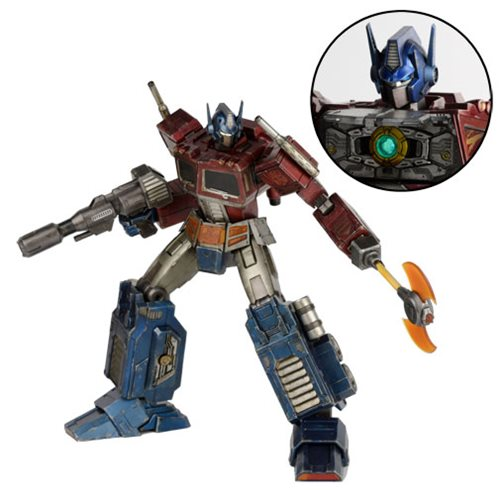 Transformers Generation One Optimus Prime Classic Edition Premium Scale Action Figure