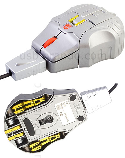 Transformers Grimlock USB Optical Mouse