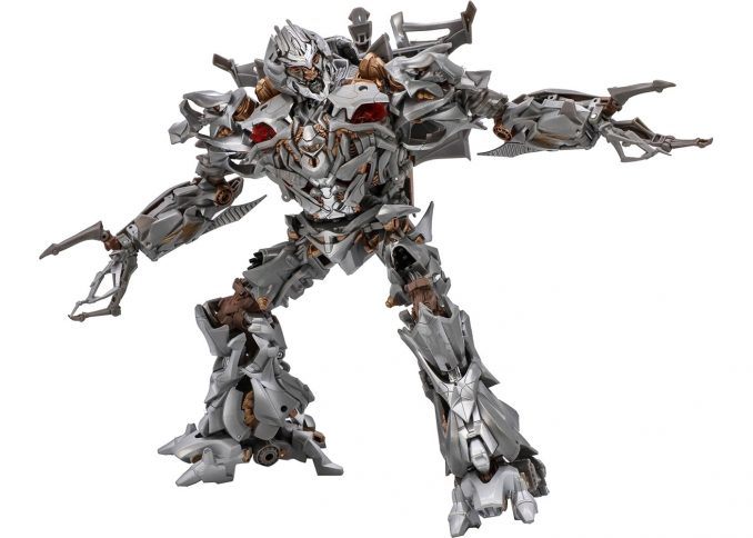 Transformers Masterpiece Movie Series Megatron MPM-8 Figure