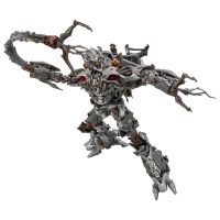 Transformers Masterpiece Movie Series Megatron MPM-8 Figure Chain Whip