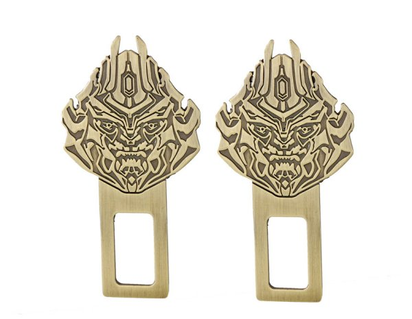 Transformers Megatron Automotive Seat Belt Buckles
