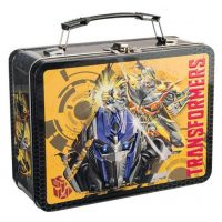 Transformers Movie Tin Tote