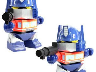 Transformers Optimus Prime 4-Foot Fiberglass Statue