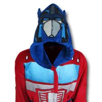 Transformers Optimus Prime Bath Robe