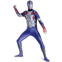 Transformers Optimus Prime Bodysuit Costume