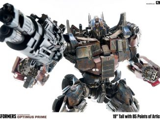 Transformers Optimus Prime Evasion Action Figure