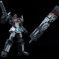 Transformers Pens - Black Optimus Prime