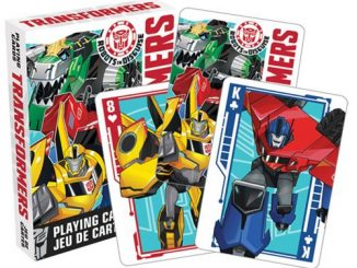 Transformers Robots In Disguise Playing Cards