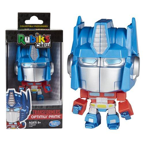 Rubik/'s Cube Transformers Optimus Prime Edition Rubik/'s Crew Game