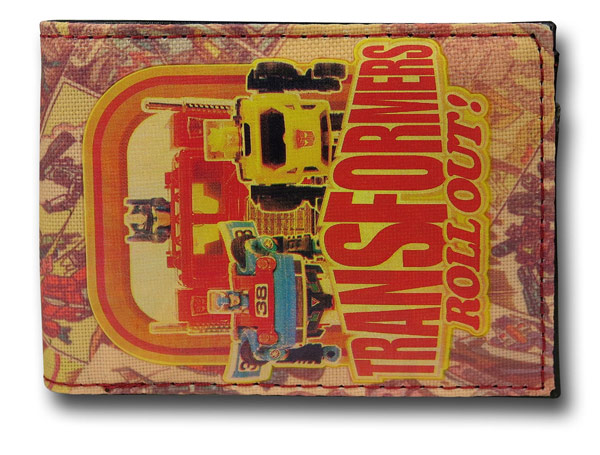 Transformers Sublimated Wallet