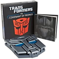 Transformers The Covenant of Primus Book