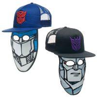 Transformers Trucker Hats