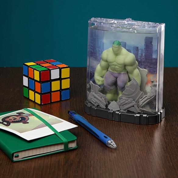 Transforming Hulk