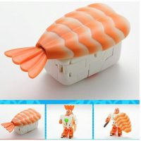 Transforming Sushi Figures - Ebisu