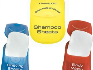 Travelon Soap Sheets and Wipes