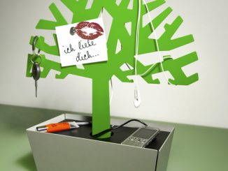Tree of Charge Charging Station