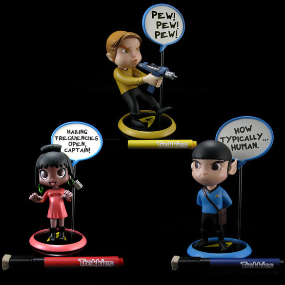 Trekkies Q-Pop Figures Trekkies-QPop-Figures