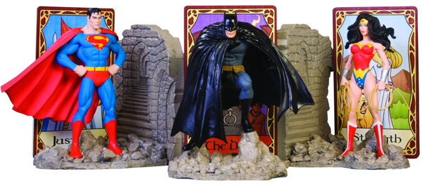 Trinity Bookends