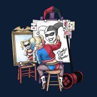 Triple Harley Portrait Shirt