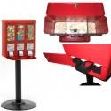 Triple-Vend-Candy-&-Gumball-Vending-Machine