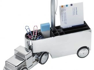 Troika Office Trucker Desk Accessory