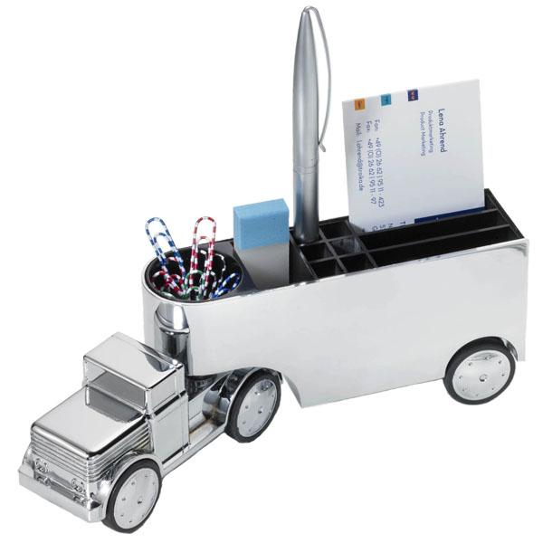 Troika Office Trucker Desk Accessory