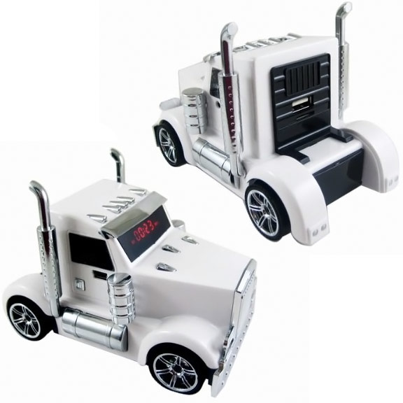 Truck USB FM Radio Portable Speaker