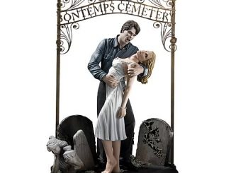 True Blood Bill and Sookie Statue Limited Edition Sculpture