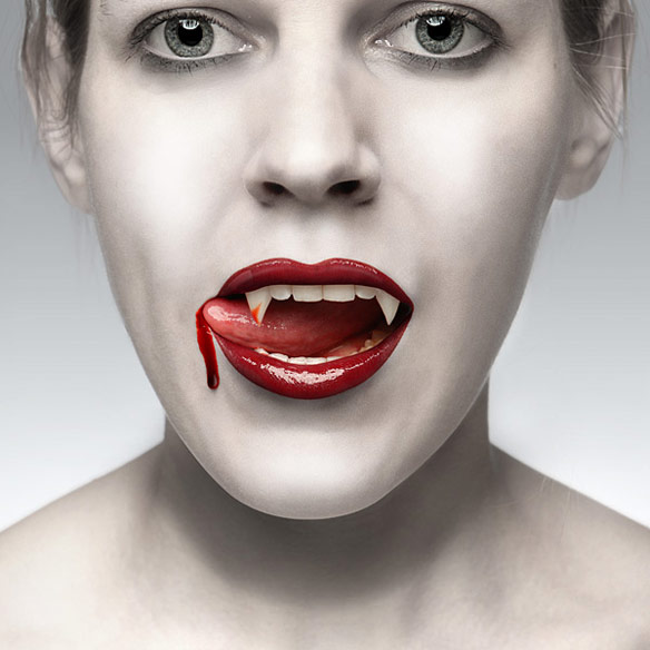 True Blood Designer Fangs