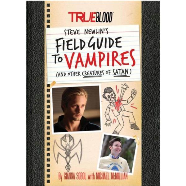 True Blood Field Guide To Vampires